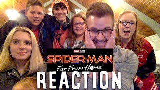 Download Spiderman: Far From Home [TRAILER REACTION] Video