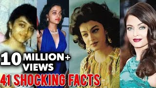 Aishwarya Rai 41 SHOCKING Facts That You Didn