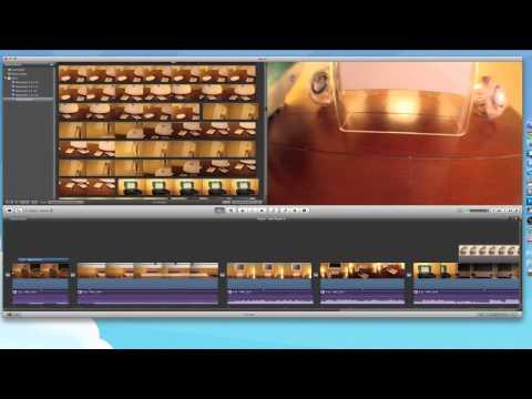 Turn iMovie to Final Cut X