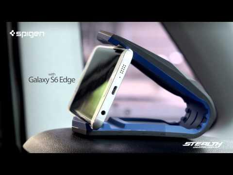 Spigen Stealth Car Mount with All SmartPhones