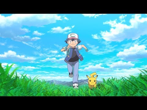 An All-New Take on a Classic Song for Pokémon the Movie: I Choose You!