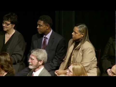 2011 Ripple of Hope Winners:  Annette & Erick Gilliam, Indiana MENTOR