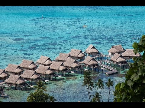 Lost in the Pacific - Moorea and Tahiti