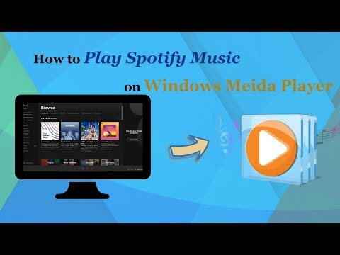 How to Play Spotify songs and playlists on Windows Media Player