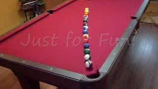 Amazing Pool Tricks