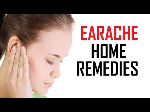 Top 9 Remedies For Earaches Fast Relief | How To Cure Ear Infection