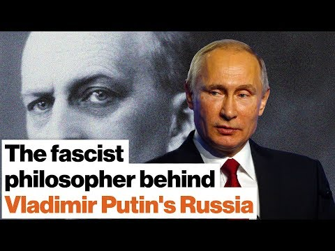 The fascist philosopher behind Vladimir Putin's information warfare