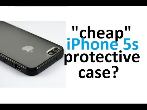 Cheap Ebay iPhone 5s Case. Is it Worth It?