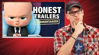 Honest Trailer Commentaries - The Boss Baby