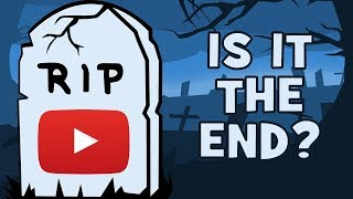 My Channel is Dead *clickbait*