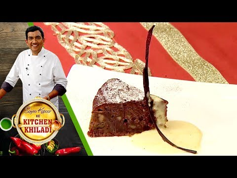 Sanjeev Kapoor Ke Kitchen Khiladi - Episode 72 - Egg less Christmas Plum Cake