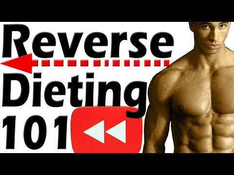 Reverse Dieting | Metabolic Damage | How to Lose Weight and Keep It Off | Recovery Diet
