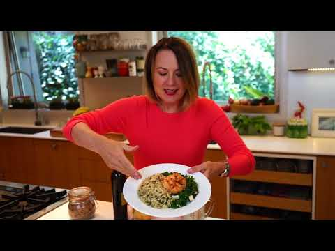 Simple, Smart-Carb Weeknight Side   Smart Eating Show