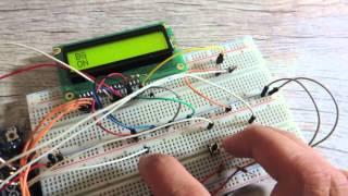LCD Menu - Arduino RC Transmitter Project - RCTRUCK PL