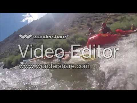 Whitewater Rafting   July 21, 2015