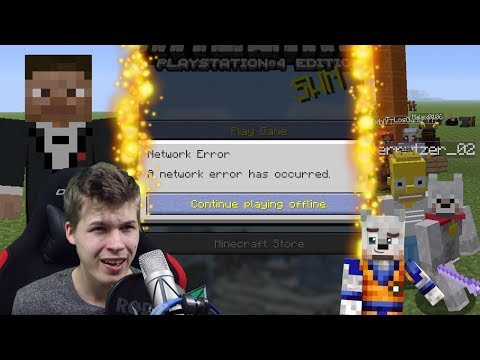 QUICK JOIN Minecraft Server - Minecraft bugt ! PS3 / PS4
