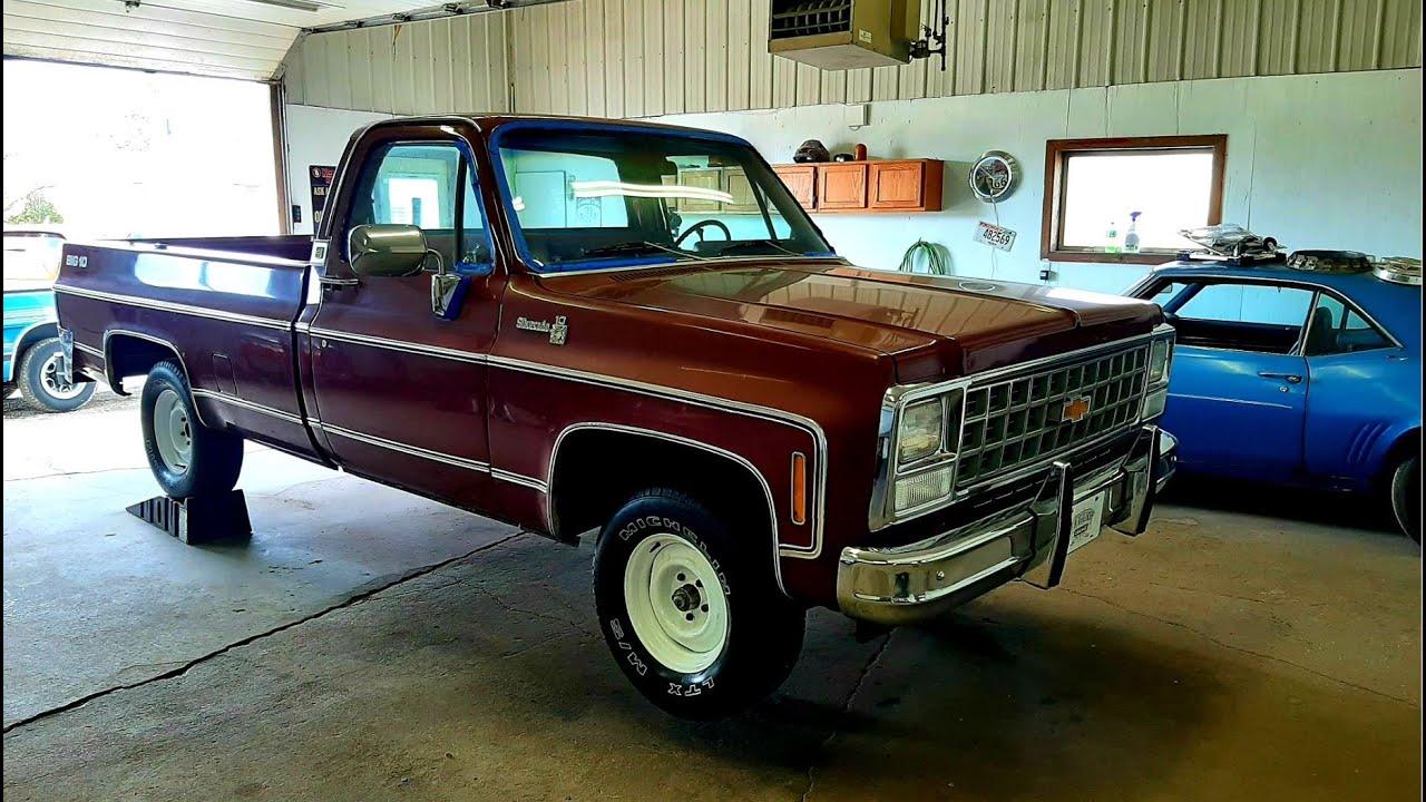 Updating & Saving My Original 1980 Chevrolet Silverado BIG10 | Part 1 - Vice Grip Garage EP65
