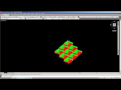 AutoCAD to PDMS conversion - Fish tessellation