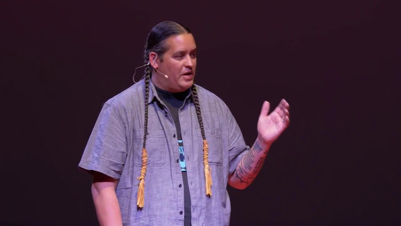 Indigenous In Plain Sight   Gregg Deal   TEDxBoulder