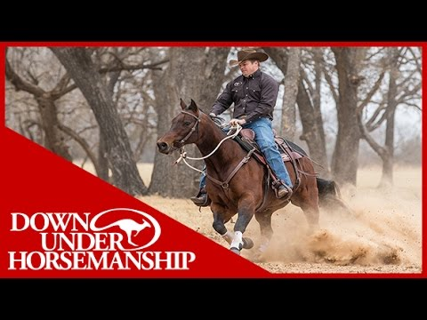 Clinton Anderson: How to Correct a Horse That Spooks - Downunder Horsemanship