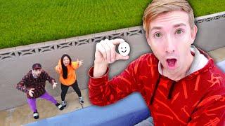 FEAR OF FLYING vs Spy Ninjas! I Played Last to Break Egg Wins 24 Hour DIY YouTuber Challenge