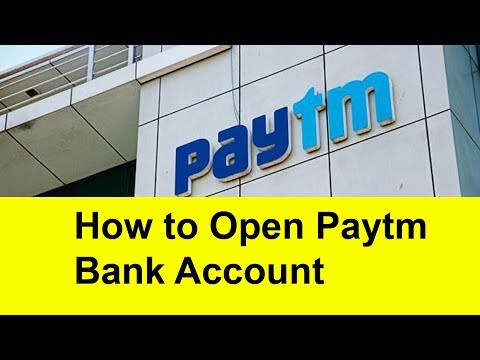 How to open Paytm Bank Account | Tamil Banking