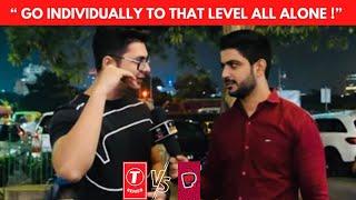 Delhi on T series Vs Pewdiepie | Public hai ye sab janti hai | JM#Jeheranium