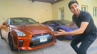 NISSAN GAVE ME A CAR !!!