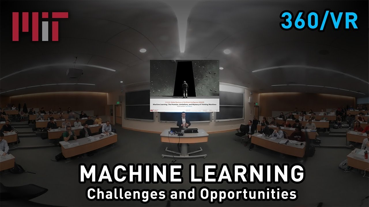 MIT Sloan: Intro to Machine Learning (in 360/VR)