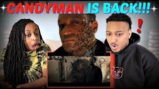 """""""Candyman"""" Official Trailer REACTION!!!"""