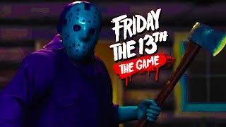 I MADE A DEAL WITH RETRO JASON! - Friday the 13th Game Funny Moments!