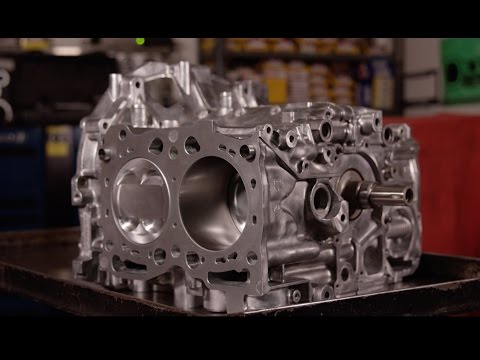 Building a 900hp EJ25 Short-Block for Mark Jager's Time Attack STi
