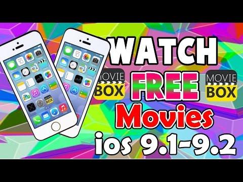 MOVIEBOX! Watch Free Movies iOS 9.0-9.1-9.2  INSTALL MovieBox FREE NO JAILBREAK