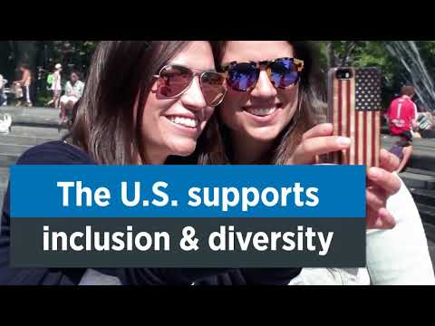 Journey to USA (USA is the Land of Opportunities)