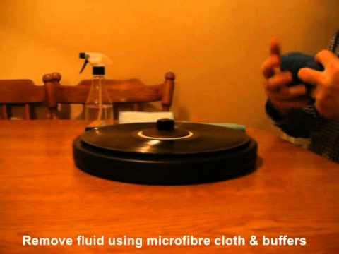 Vital Vinyl cleaning fluid