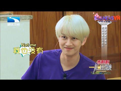 Eng Sub] ƝƐᏔ χ-ℳ∆ℕ 061224 Ep08 Super Junior Kim Heechul