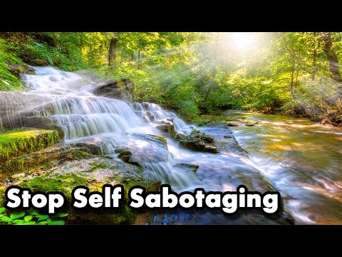 Stop Self Sabotaging - Feel Worthy And Deserving, You Are Enough | Subliminal Messages