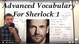 Advanced Vocabulary Course: lesson 1