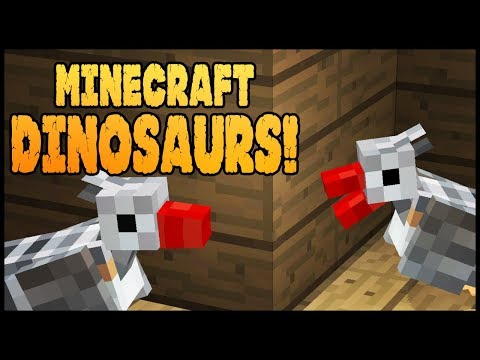 Minecraft Dinosaurs! || 522 || The Suspects