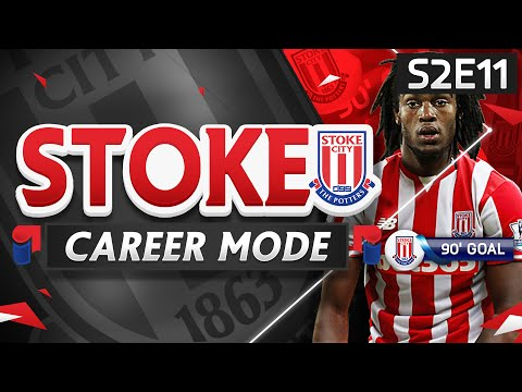 FIFA 16 Stoke Career Mode - LAST GASP GOAL! TITLE COULD BE OURS!  - S2E11