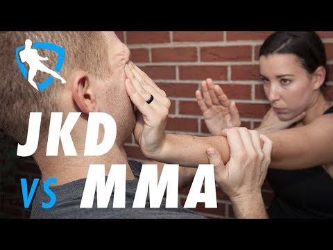 Jeet Kune Do vs MMA