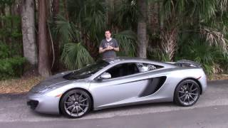 The McLaren MP4-12C Is a Great Deal At $140,000 - Or Is It?