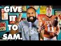 Give Texas Longhorns QB Sam Ehlinger The Earl Campbell Tyler Rose Award