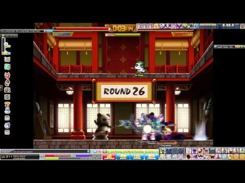 GMS RED - 211 Demon Slayer at Mu Lung Dojo