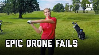 Epic Drone Fails - Top 40 Drone Fails of All Time | FailArmy
