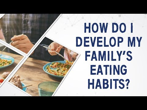 Ask Dr. Gundry: How Do I Develop My Family's Eating Habits?