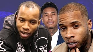 LOL TYGA?? Tory Lanez ADMITS He Offered Tyga Unlimited Features For His Hairline Plug!| FERRO REACTS