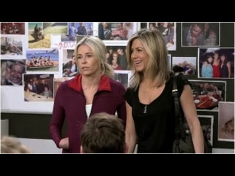 Jennifer Aniston Makes Fun of Chelsea Handler on After Lately