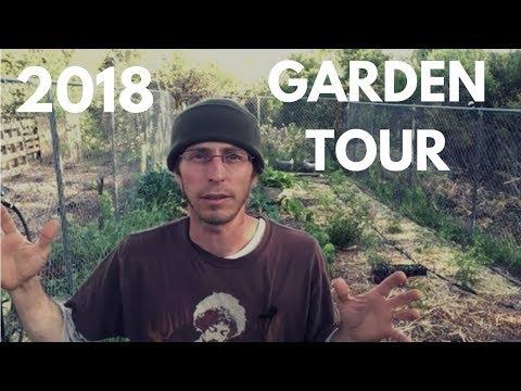 2018 Garden Tour