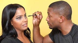 Boyfriend Does My Makeup   MakeupShayla